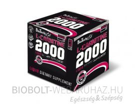 BioTech USA L-carnitine 2000 20x25ml