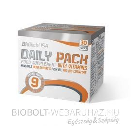 BioTech USA Daily pack 30db