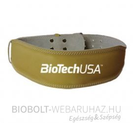 BioTech USA Austin 2 bőr natural body building öv