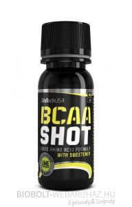 BioTech USA BCAA Shot 60ml