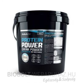 BioTech USA Protein Power 4000g