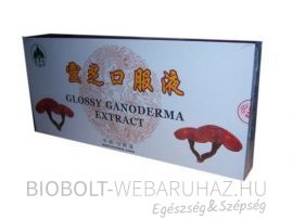 Big Star Ganoderma kivonat ampulla 10x10 ml