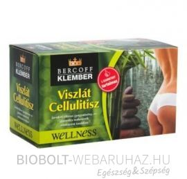 Klember Viszlát Cellulitisz tea 20 filter 30g