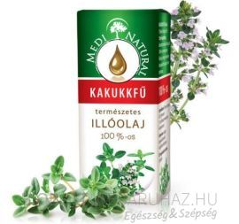 Medinatural Illóolaj kakukkfű 10ml