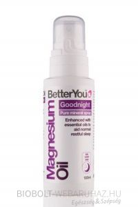 BETTER YOU GOODNIGHT MAGNÉZIUM OLAJ SPRAY 15ML