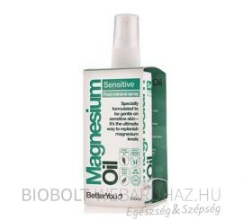 BETTERYOU MAGNÉZIUM OLAJ SPRAY SENSITIVE 100ML