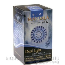 Biopont Mandala bio tea Dual Light 40g