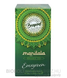 Biopont Mandala bio tea Evergreen 36g