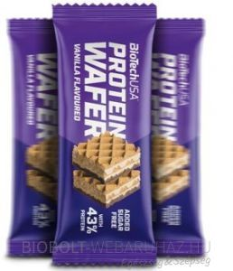 BioTech Usa Protein Wafer 35g