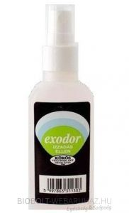 Exodor Izzadástgátló spray 100ml