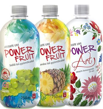 Absolute Live Power Fruit ital 750ml